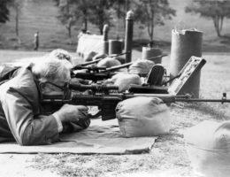 Е. Ф. Драгунов, СВД, снайперская винтовка, журнал Калашников