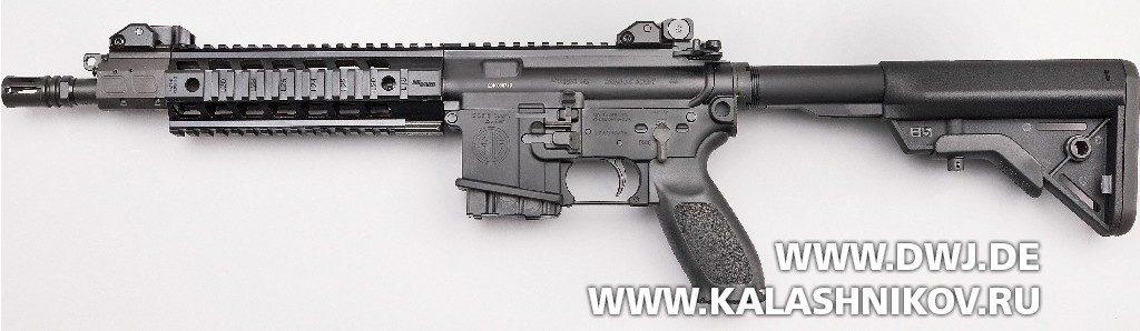 Винтовка SIG 516 CQB
