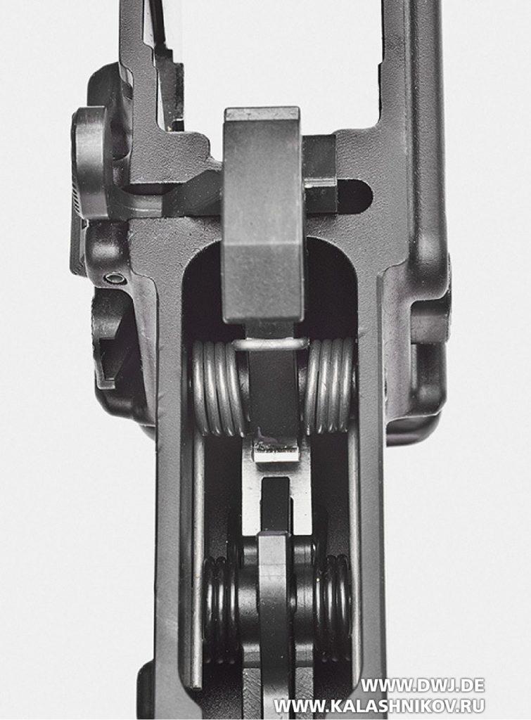 Винтовка SIG 516 CQB. УСМ
