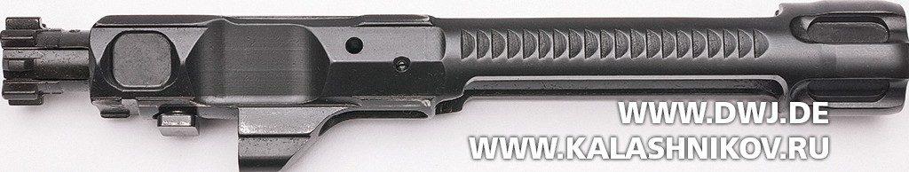 Винтовка SIG 516 CQB. Затворная рама