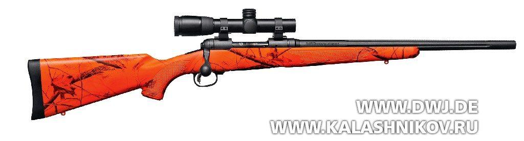 Охотничья винтовка Savage