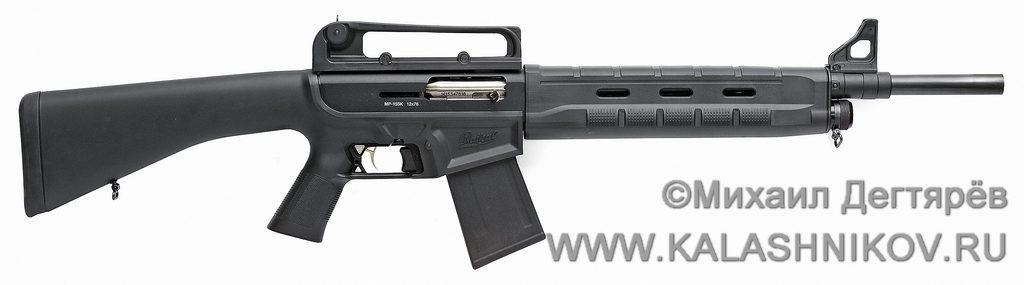 ружьё TG1, мр-155к, журнал калашников, концерн калашников, михаил дегтярёв, ружьё tg1