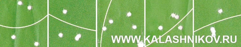 Результаты стрельбы из карабина ADAR 2-15. Журнал Калашников