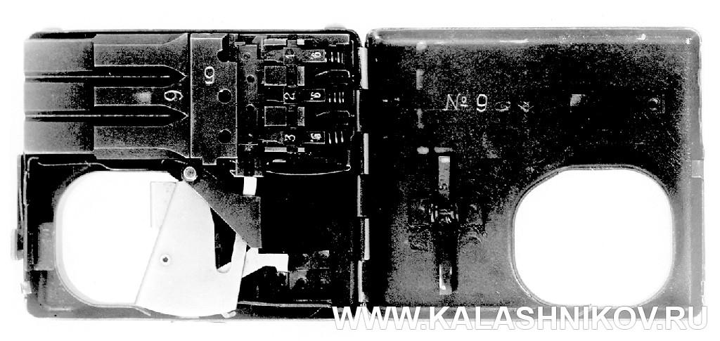 Пистолет-портсигар ТКБ-506 И.Я. Стечкина. Журнал Калашников