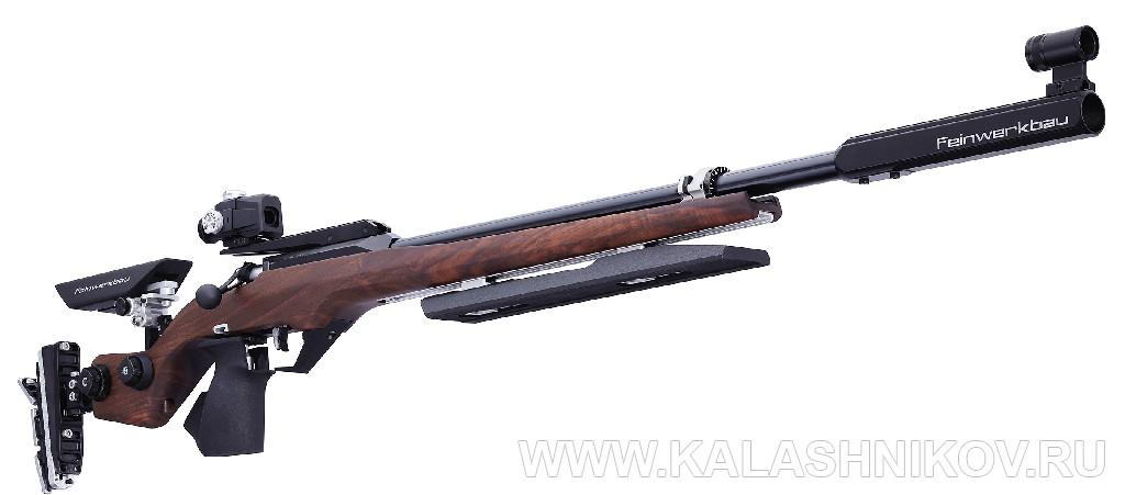 Feinwerkbau Model 2800. Журнал Калашников