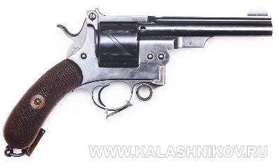 Револьвер системы Маузера (Zig-Zag). Журнал Калашников