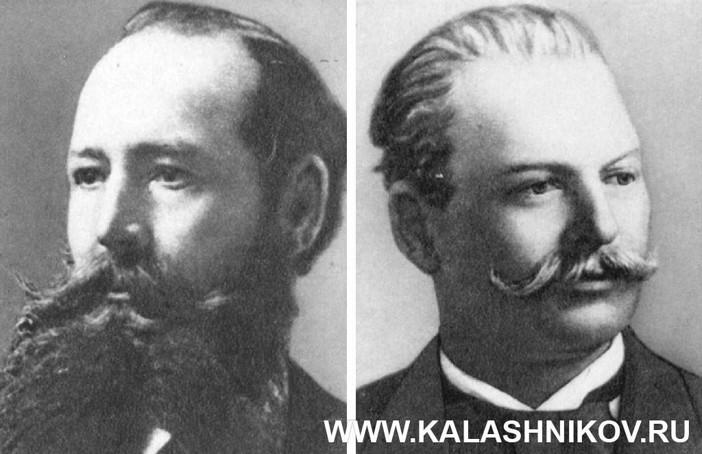 Пауль и Вильгельм Маузер. Журнал Калашников
