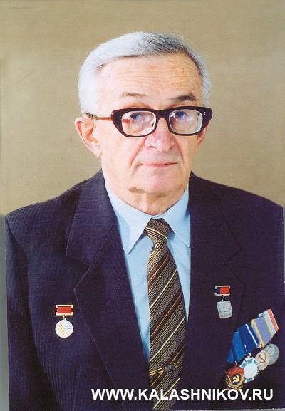 И. Я. Стечкин. Журнал Калашников