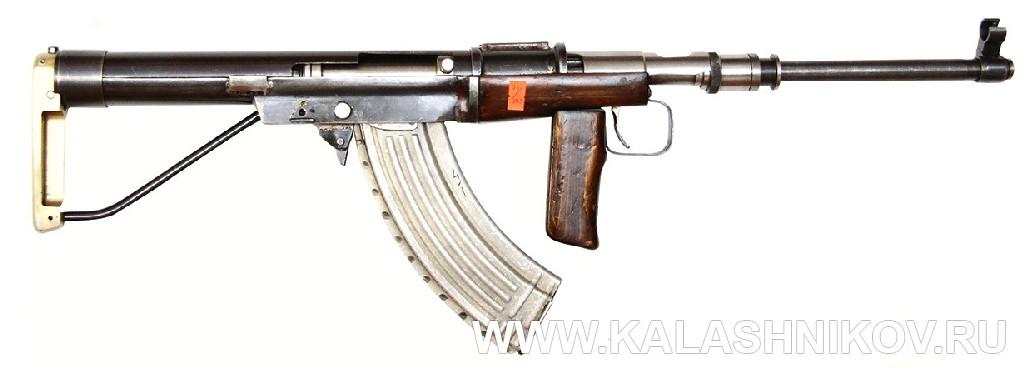 Автомат Коровина 1946 г.. Журнал Калашников