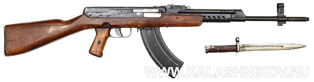 Автомат Судаева АС-44. Журнал Калашников