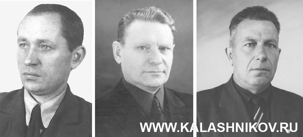 А. А. Булкин, В. В. Дегтярёв, В. В. Дегтярёв. Журнал Калашников