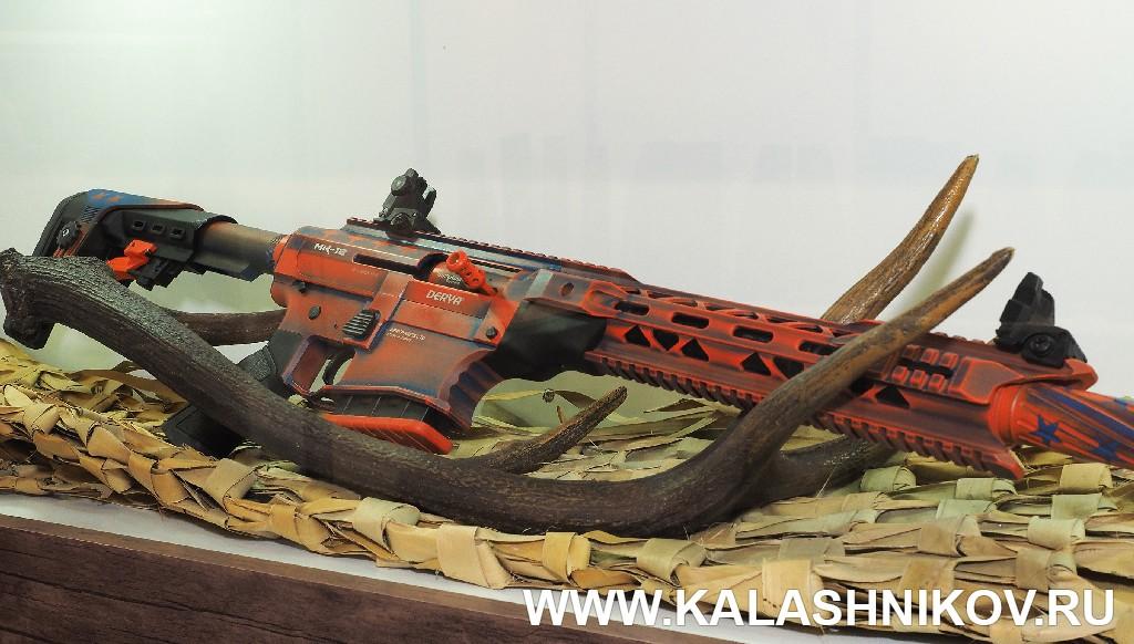 Derya MK-12 на выставке IWA 2018. Журнал Калашников