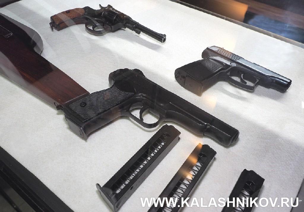Цены на пистолеты в Грузии. Журнал Калашников