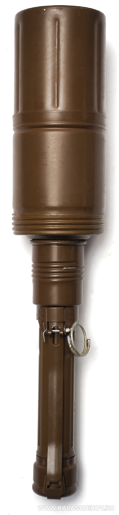 Противотанковая граната РКГ-3. Журнал Калашников