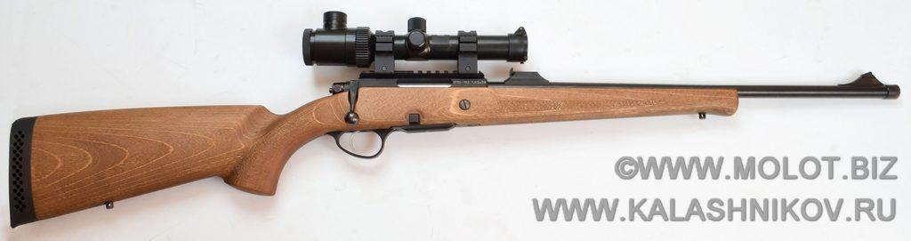 Карабин горностай, молот оружие, впо-192, журнал калашников