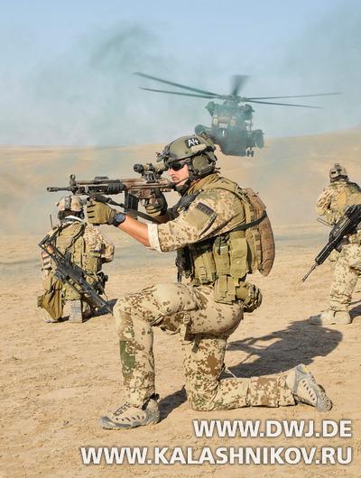 Войска НАТО. Журнал Калашников. DWJ