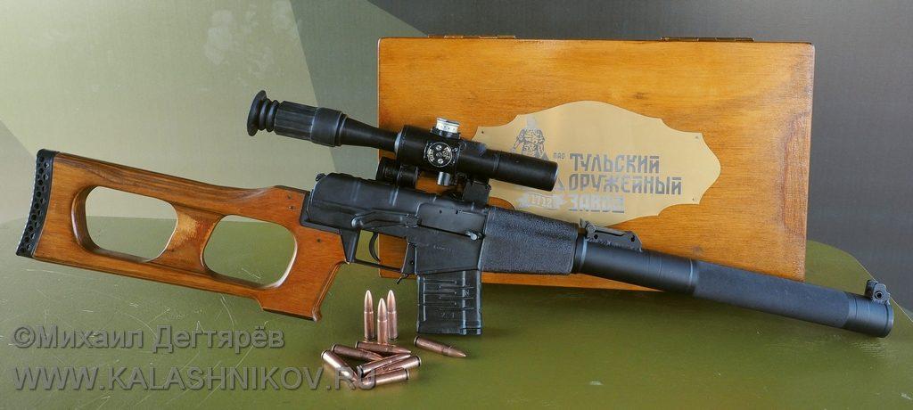 винтовка ВСС, Винторез, КО ВСС, журнал калашников, михаил дегтярев