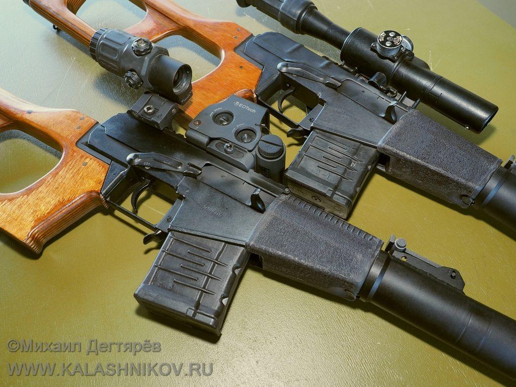 винтовка ВСС, Винторез, КО ВСС, журнал калашников, михаил дегтярев, ко всс-01