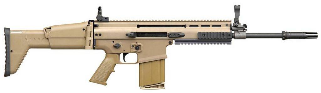 FN SCAR H, журнал калашников