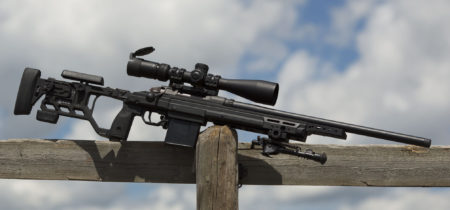 KSG SOTIC rifle, журнал калашников
