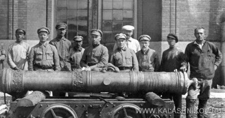 ВИМАИВиВС, артиллерийский музей, артмузей, журнал калашников
