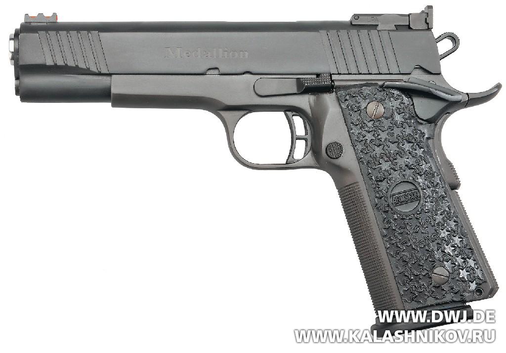 Armscor Medallion A2 FS. Журнал Калашников