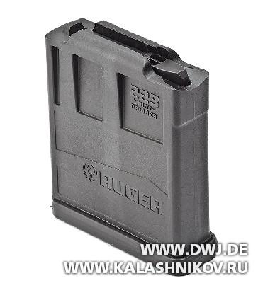 Магазин винтовки Ruger RPR. Журнал Калашников