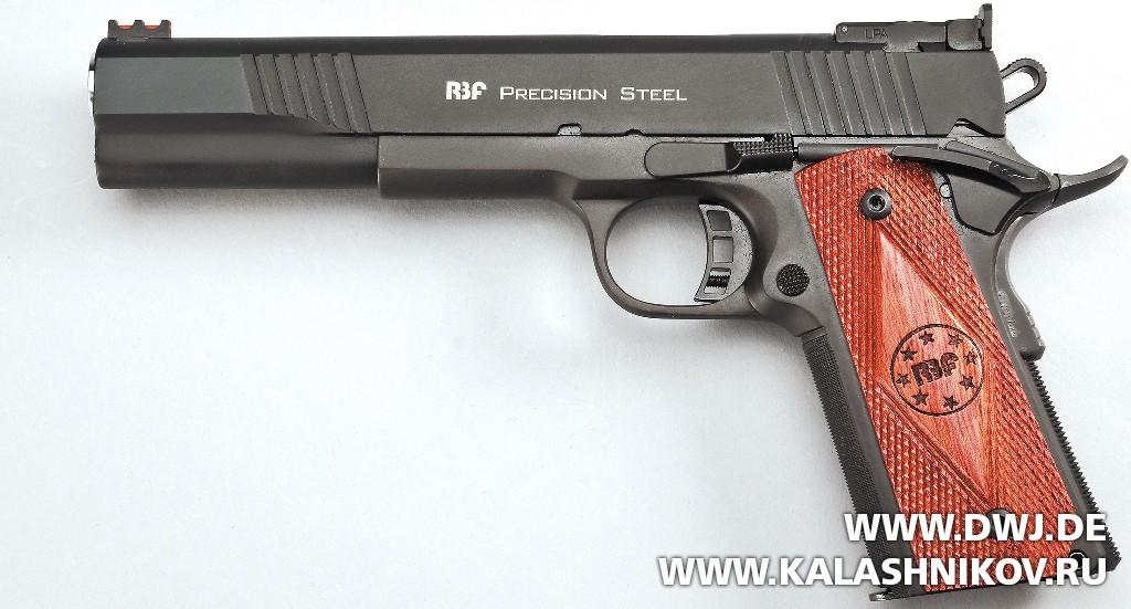 RBF Precision SteelLong Slide. Журнал Калашников