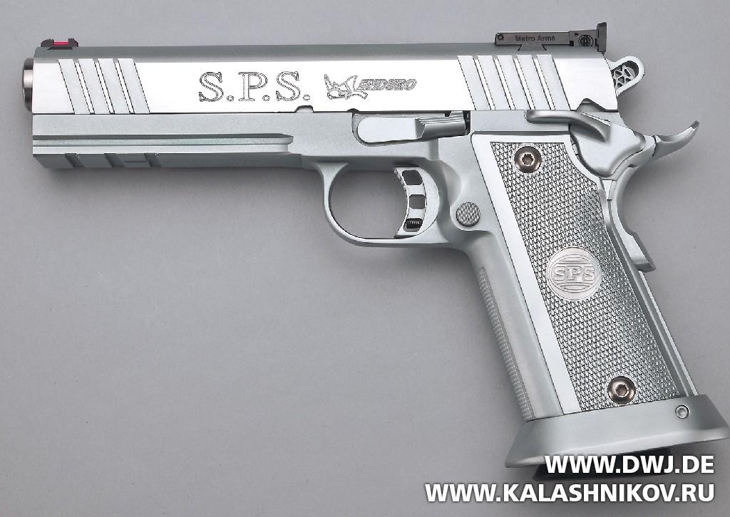 SPS Enduro. Журнал Калашников