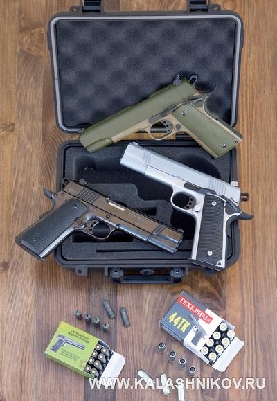 Пистолеты ТК1911 «Техкрим»,Colt 1911,Кольт 1911, ТК1911Т, Техкрим, журнал Калашников
