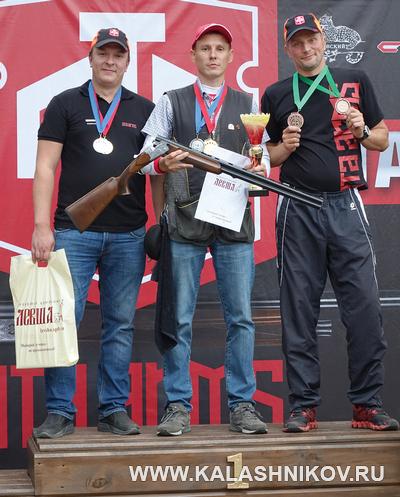 Победители кубка АТА Arms. Журнал Калашников