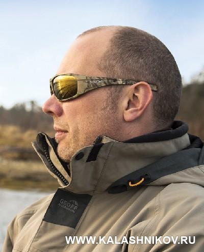 Защитные очки компании Wiley X.  «Рус Дефенс». Журнал Калашников