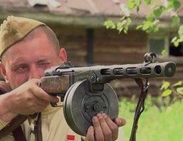 ппш, пистолет-пулемёт, журнал калашников