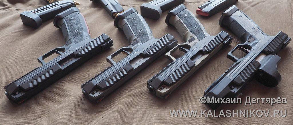 Laugo Arms Alien, Alien, pistol Alien, оружие, пистолет, михаил дегтярёв, журнал калашников