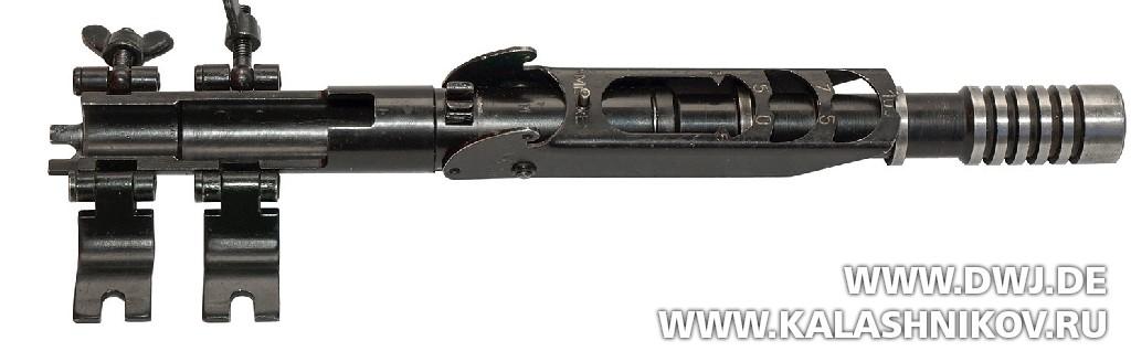 Винтовочный гранатомёт для карабина 98 k. DWJ. Журнал Калашников