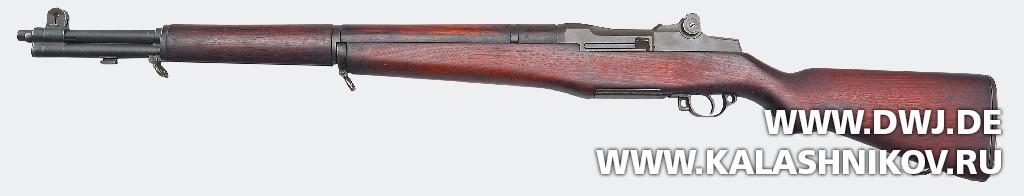 Самозарядная винтовка M1 Garand. DWJ. Журнал Калашников