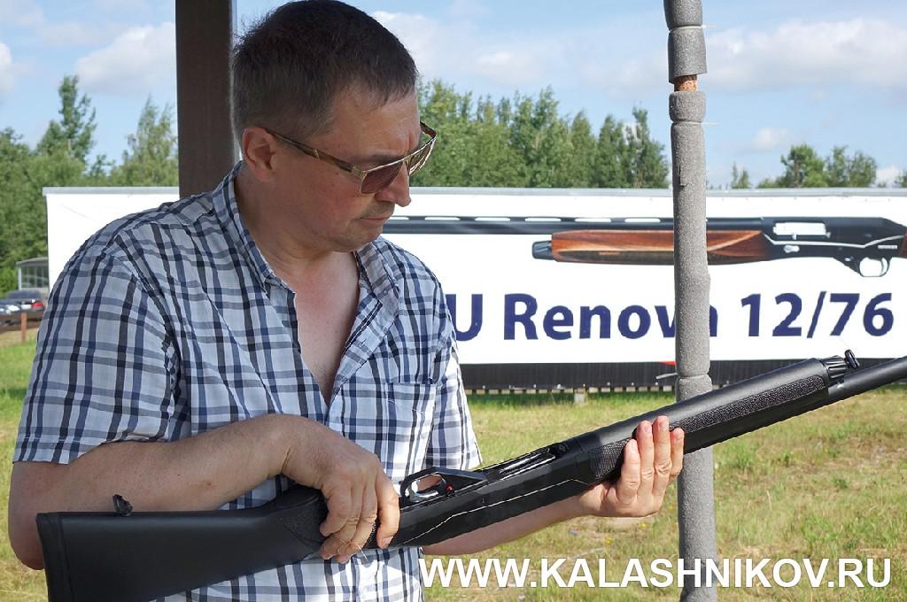 Дмитрий Копаев на турнире Северный тюльпан. Журнал Калашников