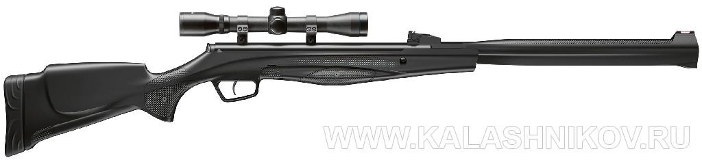 Винтовка RX20 S3 Suppressor от Stoeger . IWA 2018. Журнал Калашников
