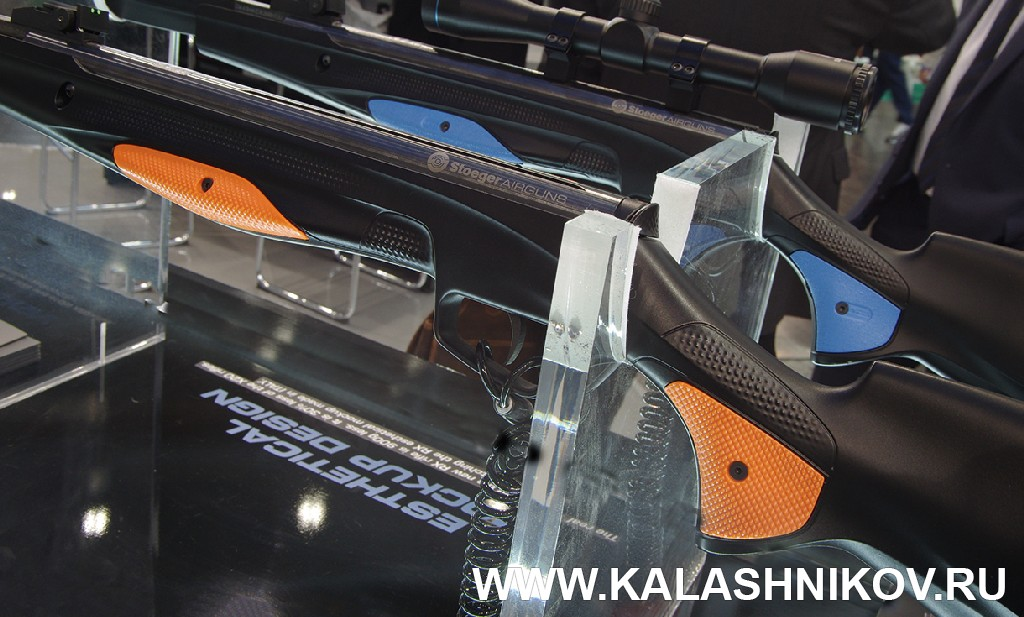 Винтовки Stoeger  RX20. IWA 2018. Журнал Калашников