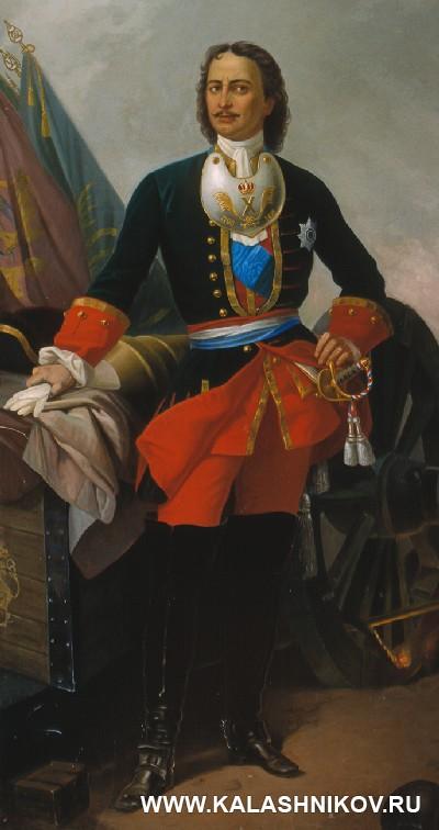 Император Пётр Великий. Журнал Калашников