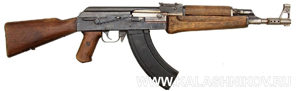 Автомат Калашникова АК-47 №1. Журнал Калашников
