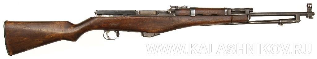 Самозарядный карабин Калашникова. 1944 г. Журнал Калашников
