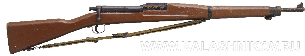Тренировочная винтовка Parris-Dunn Victory. Журнал Калашников