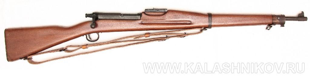 Тренировочная винтовка Parris-Dunn модели U.S. Navy . Журнал Калашников