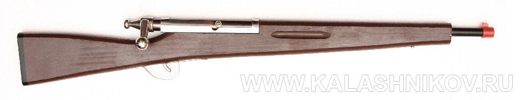 Современная детская игрушечная винтовка типа Parris-Dunn. Журнал Калашников