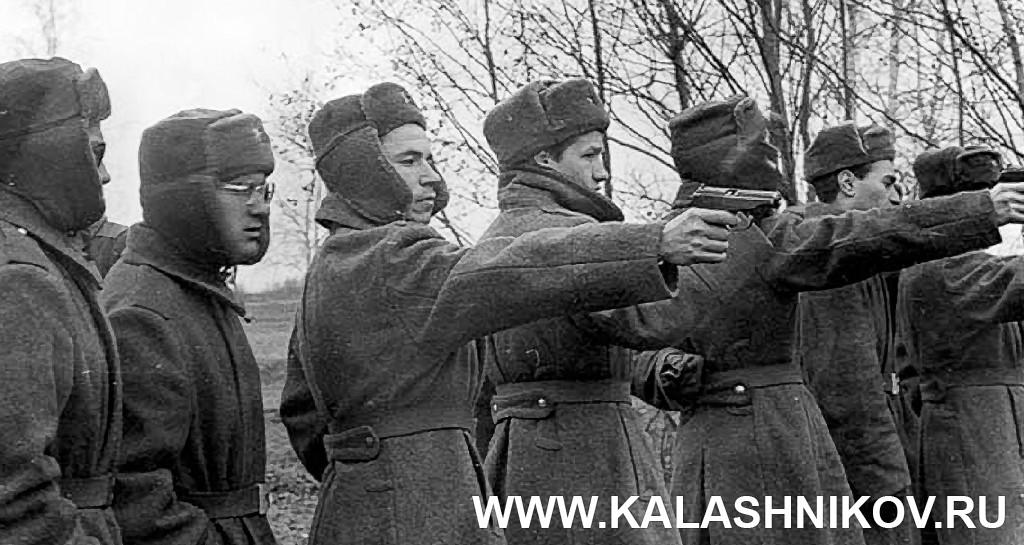 Учебные стрельбы из пистолета Макарова. Журнал Калашников