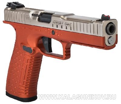 Пистолет Strike One. Журнал Калашников