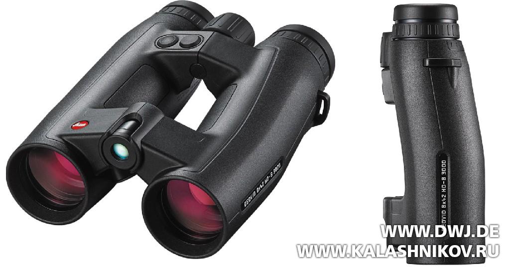 Бинокль Leica Geovid HD-B 3000 8х42. Журнал Калашников. DWJ