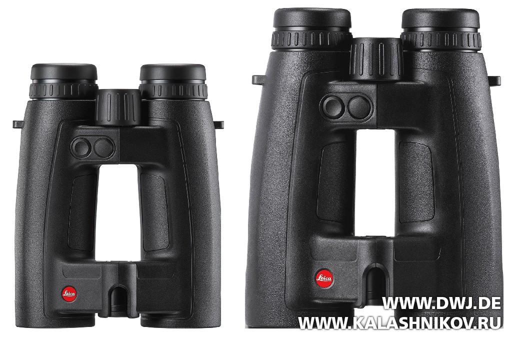 Бинокли Leica Geovid HD-B 3000. Журнал Калашников. DWJ