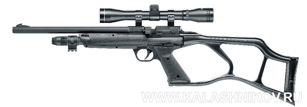 Пистолет RP5. Журнал Калашников